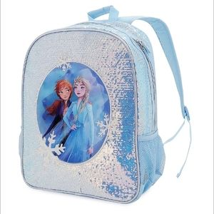 Anna and Elsa Backpack